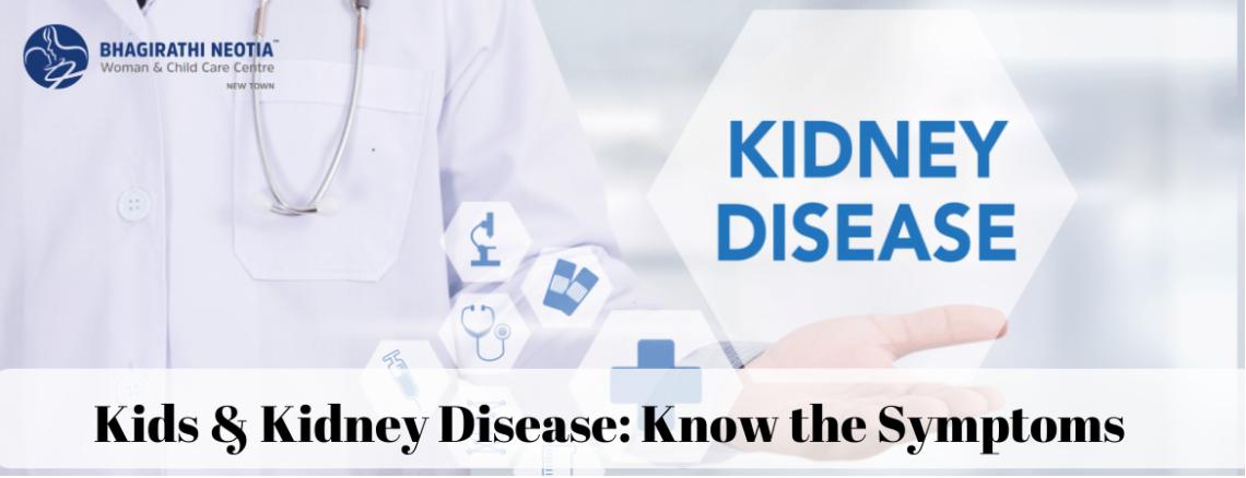 Kids & Kidney Disease: Know the Symptoms