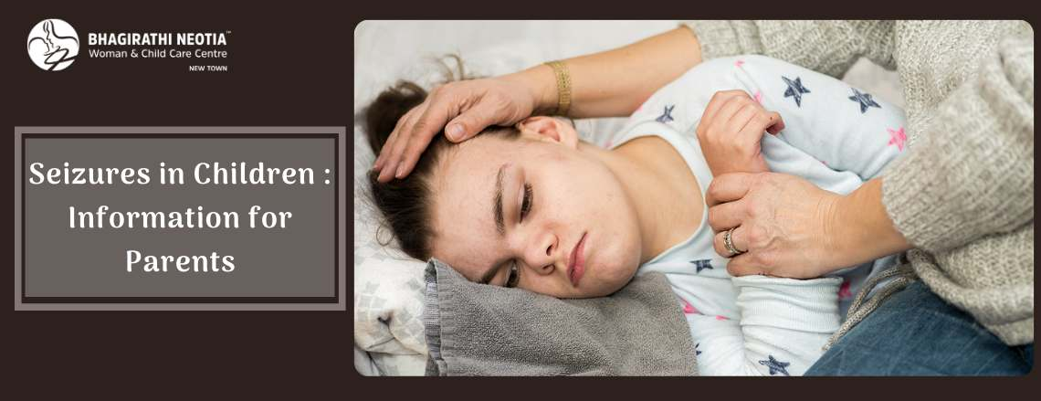 Seizures in Children : Information for Parents