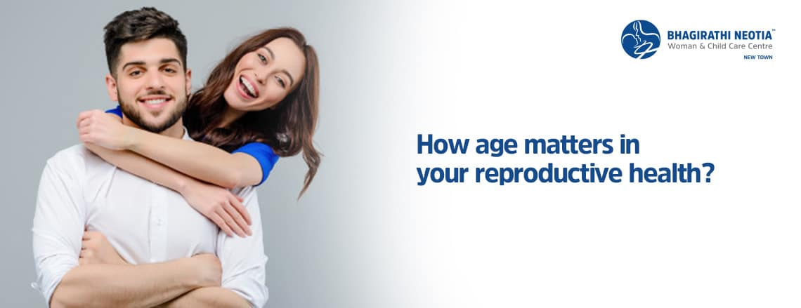 How age matters in your reproductive health?