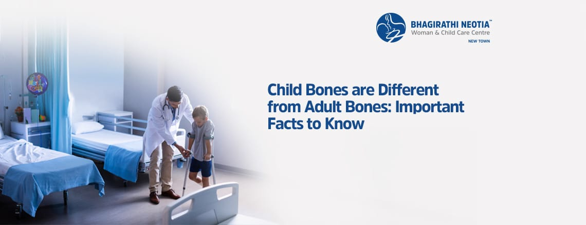 Child Bones Are Different from Adult Bones: Important Facts to Know